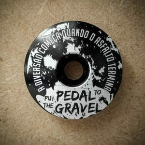 Top Cap Put the pedal to the gravel