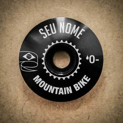Top Cap Personalizada Moutain Bike